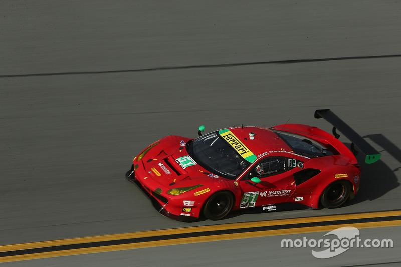 30.- #51 Spirit of Race Ferrari 488 GT3: Paul Dalla Lana, Pedro Lamy, Mathias Lauda, Daniel Serra