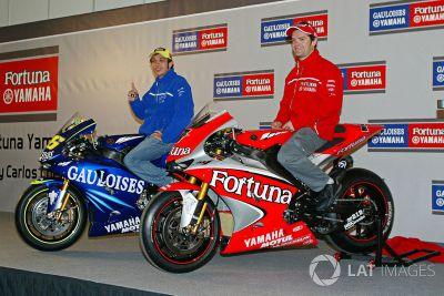 Yamaha Factory Team presentatie