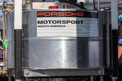 Porsche North America signage