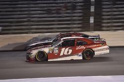 Ryan Reed, Roush Fenway Racing Ford, Dylan Lupton, JGL Racing Toyota