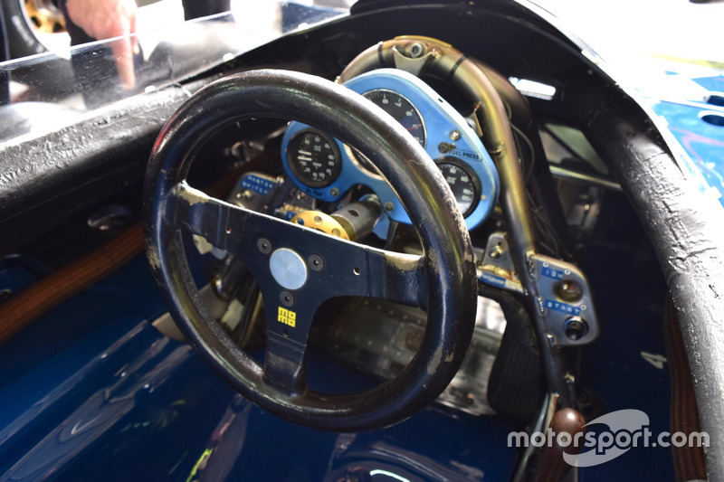 Steering wheel Tyrrell P34