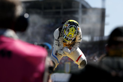 Yarış galibi Gary Paffett Mercedes-AMG Team HWA