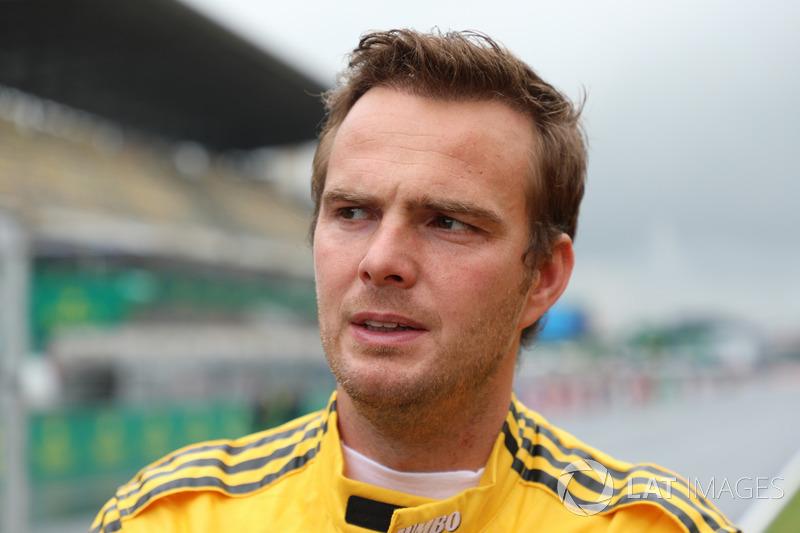 Giedo van der Garde, Racing Team Nederland