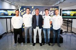 Гонщики DTM