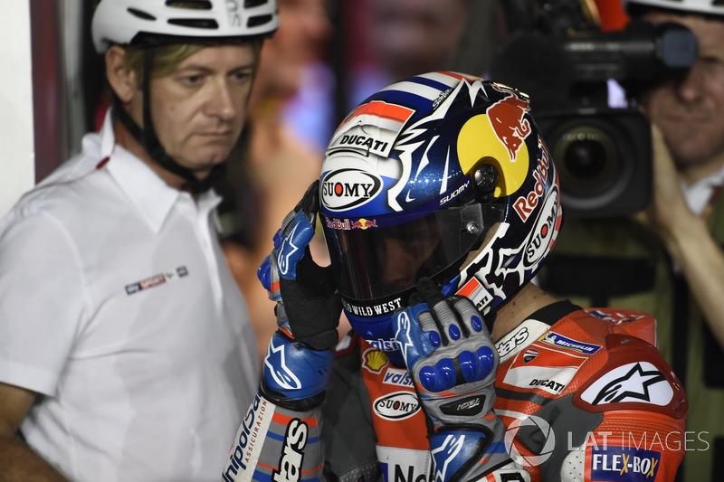 5- Andrea Dovizioso, Ducati Team