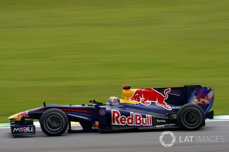 2009: Mark Webber