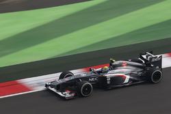 Esteban Gutiérrez, Sauber C32