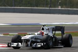 Kamui Kobayashi, BMW Sauber C29