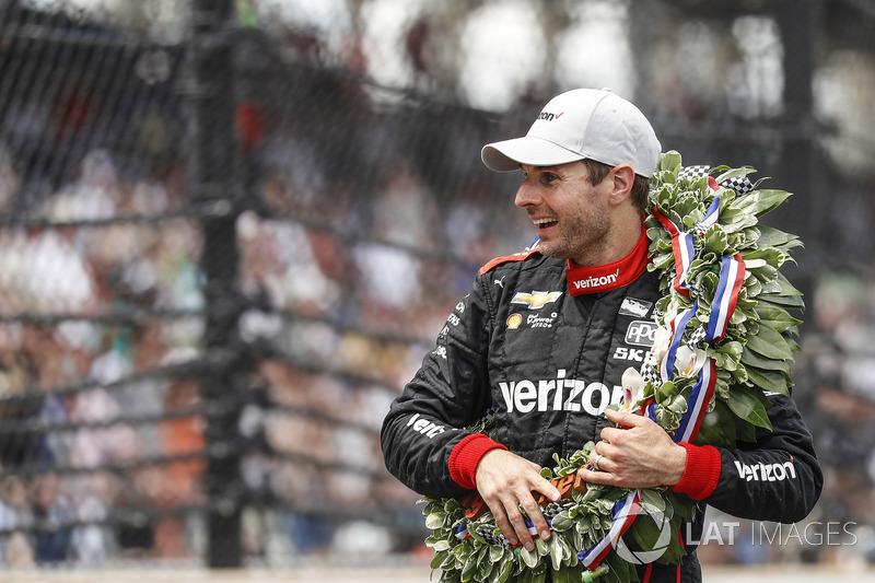 «Инди-500»: Уилл Пауэр, Team Penske Chevrolet