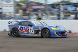 #43 Ian Lacy Racing Ginetta G55: Steve Burns