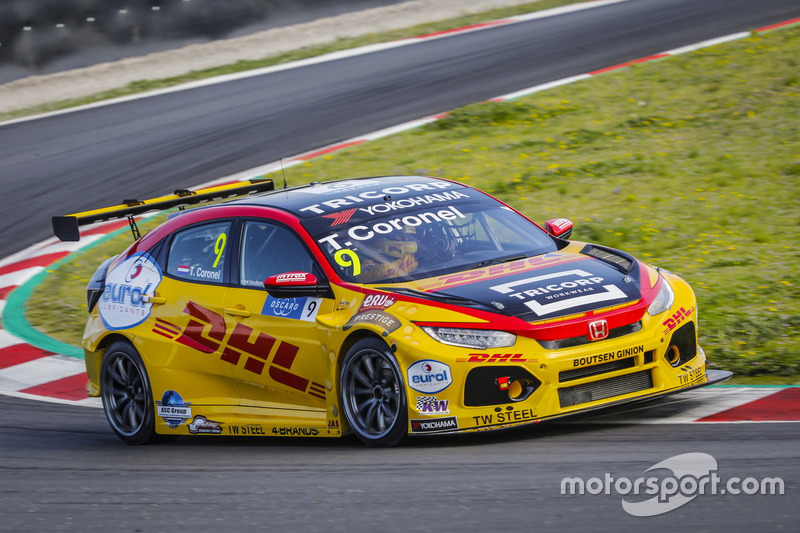Boutsen Ginion Racing, Honda Civic FK8 Type R TCR