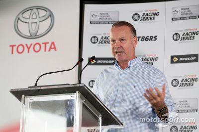Toyota 86 Racing Series launch