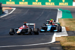 Diego Menchaca, Campos Racing et David Beckmann, Jenzer Motorsport