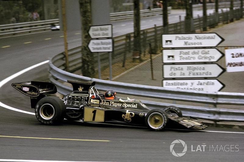 Emerson Fittipaldi, Lotus 72D
