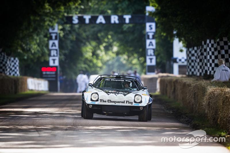 Lancia Stratos - Lukas Huni