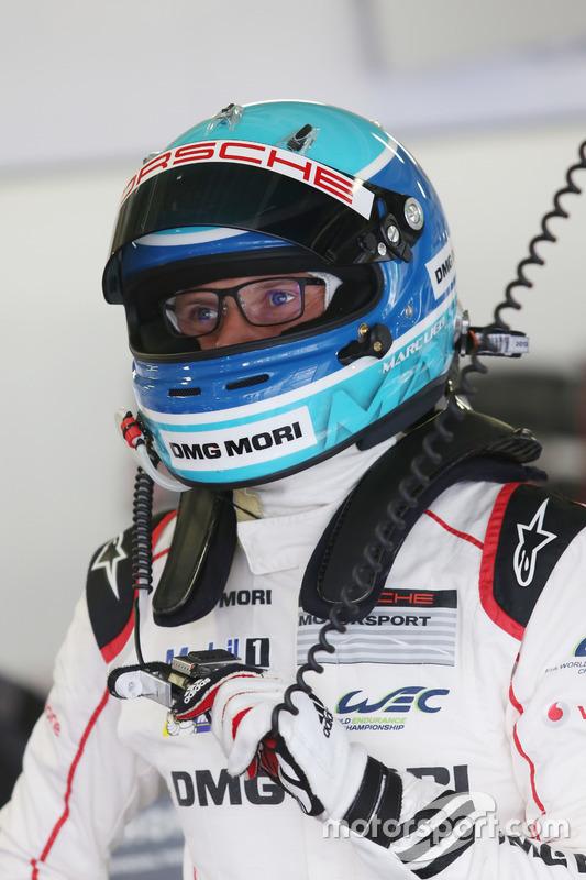 Marc Lieb, #02 Porsche Team Porsche 919 Hybrid