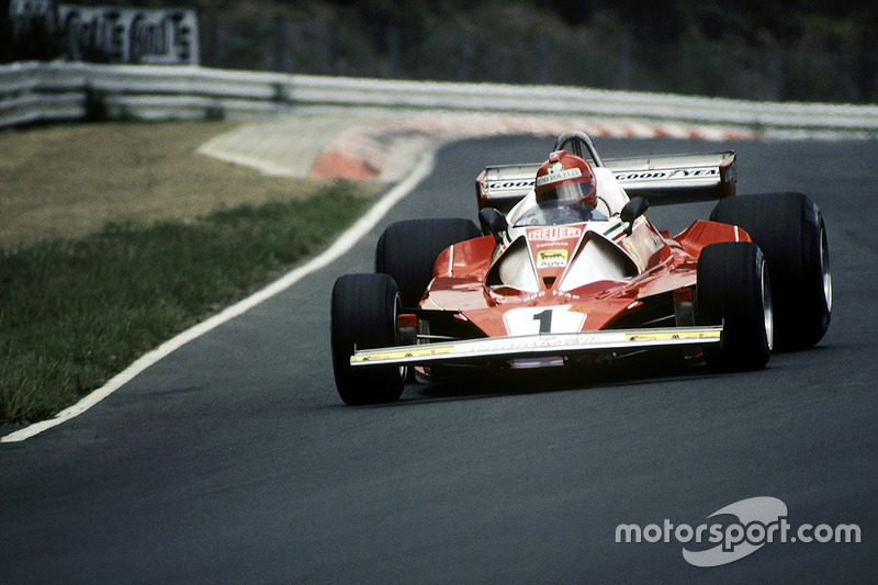 1976: Ferrari 312T2