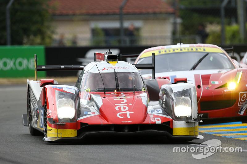 #46 Thiriet by TDS Racing Oreca 05 Nissan: П'єрр Тір'є, Матіас Беш