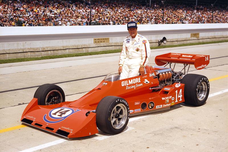1977 - A.J. Foyt se consagra como primeiro tetracampeão da Indy 500
