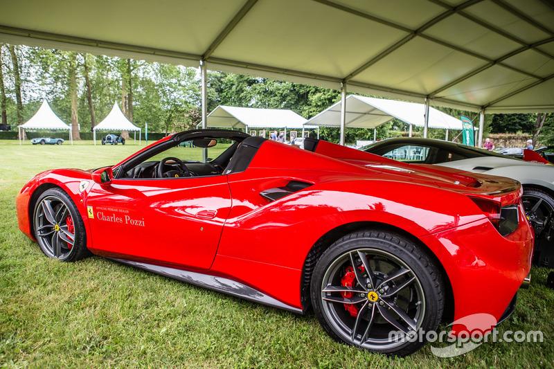 Classic Grand Tour: Ferrari 488 Spider