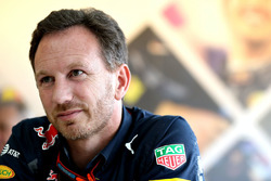 Red Bull Racing Director del equipo Christian Horner