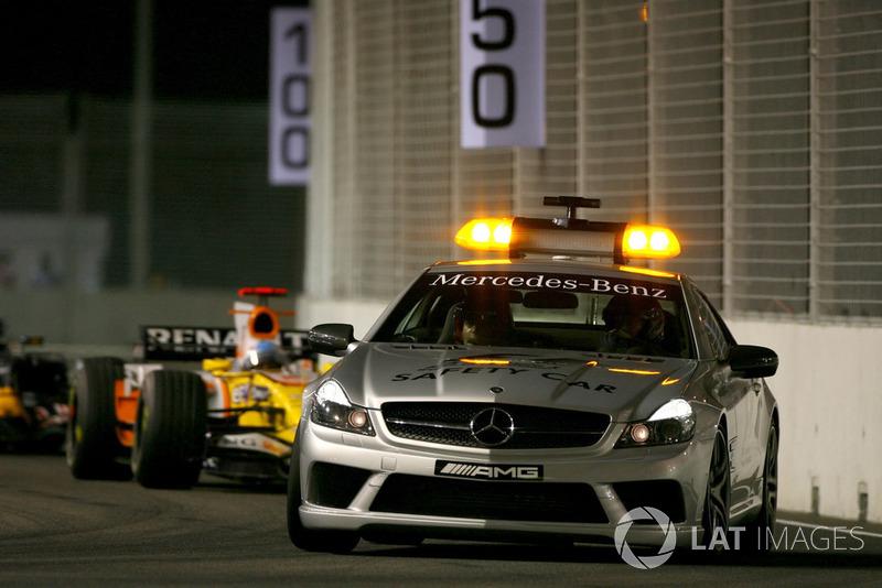 GP Singapura 2008