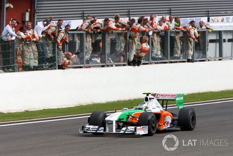 Giancarlo Fisichella, Force India F1 VJM02