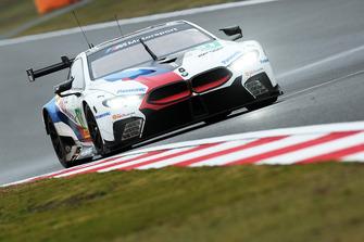 #81 BMW Team MTEK BMW M8 GTE: Мартин Томчик, Ники Катсбург