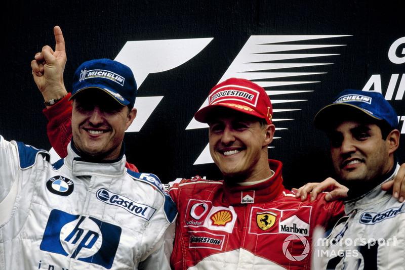 68勝目:2003年カナダGP