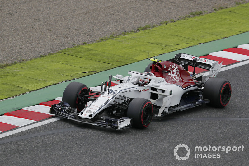 10: Charles Leclerc, Sauber C37, 1:29.864