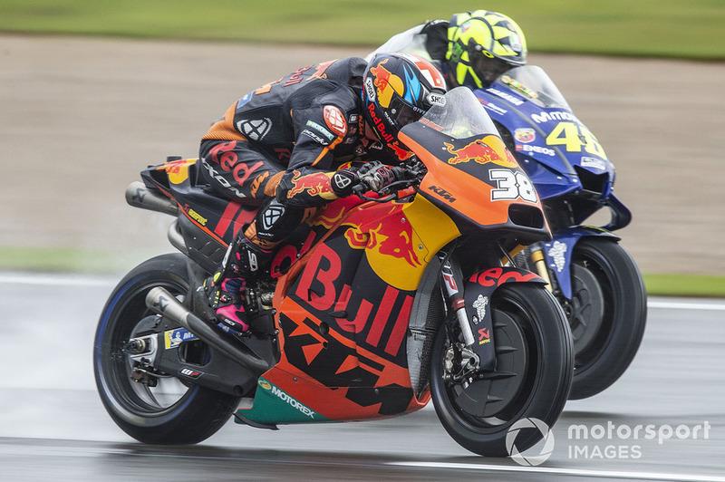 Бредлі Сміт, Red Bull KTM Factory Racing, Валентино Россі, Yamaha Factory Racing