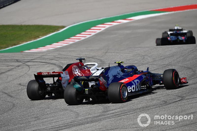 П'єр Гаслі, Toro Rosso STR13, Маркус Ерікссон, Sauber C37