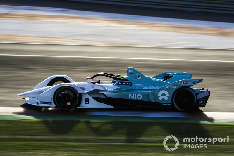 NIO Formula E Team, NIO Sport 004