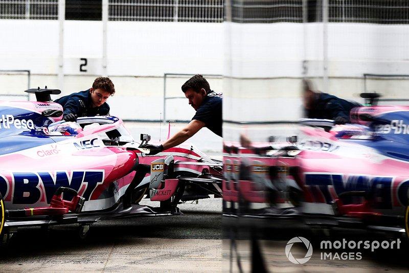 Sergio Pérez, Racing Point F1 Team RP19