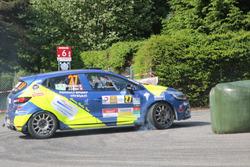 Philippe Broussoux, Jessica Cornuz, Renault Clio R3T, Racing Team Nyonnais