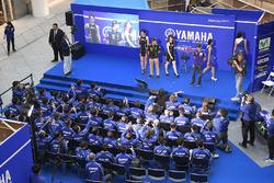 Maverick Viñales, Yamaha Factory Racing, Johann Zarco, Monster Yamaha Tech 3