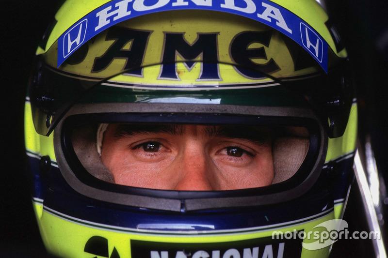 Айртон Сенна, Team Lotus
