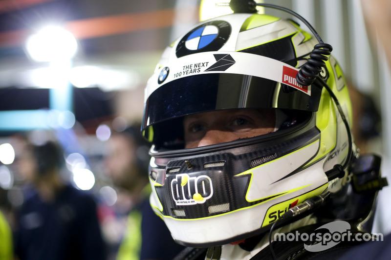 #401 Schubert Motorsport BMW M4 GT4: Ricky Collard