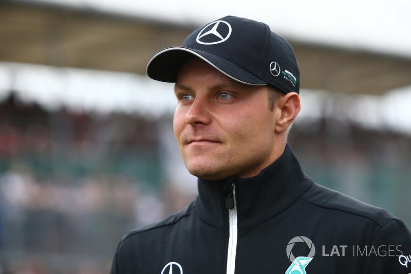 Валттері Боттас, Mercedes F1