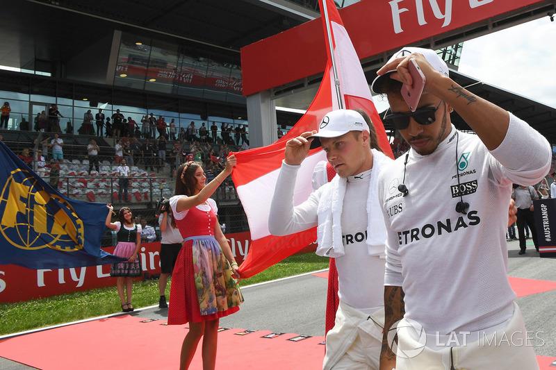 No aprovecharon los pocos problemas de fiabilidad de Hamilton