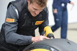 Ingeniero de Pirelli