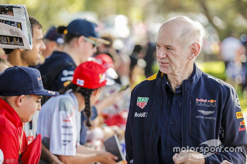 Adrian Newey, Technikchef, Red Bull Racing