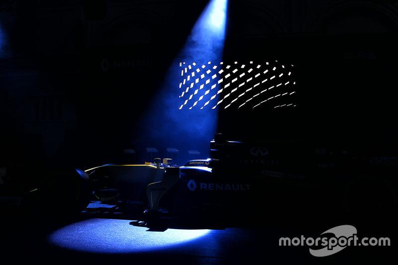 F1 Calendario de presentaciones, test y temporada de F1 2017