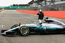 Льюіс Хемілтон, Mercedes AMG F1, Mercedes AMG F1 W08 Hybrid