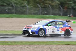 Vincenzo Montalbano, Seat Leon TCR-TCR