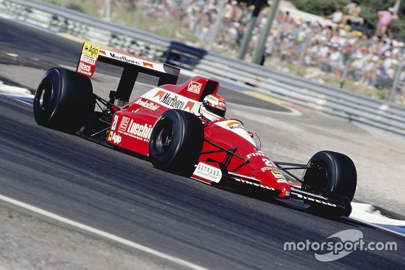 Dallara BMS 190 1990 року
