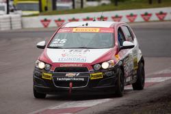 #25 Tech Sport Racing Chevrolet Sonic: P.J.Groenke