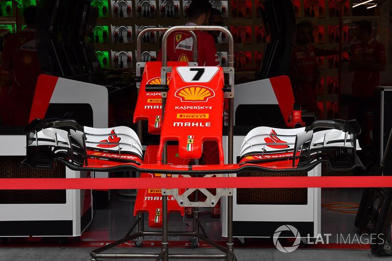 Переднє антикрило Ferrari SF70-H