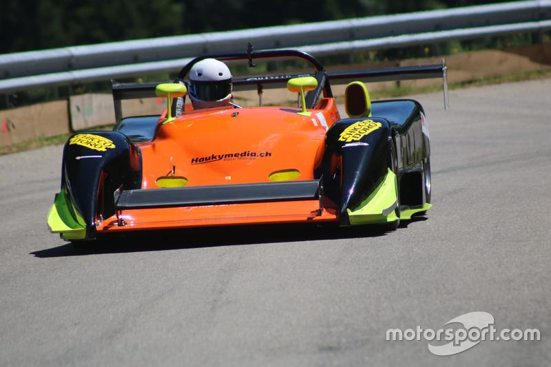 Jean-Pierre Bovier, Osella-BMW, Ecurie 13 Étoiles