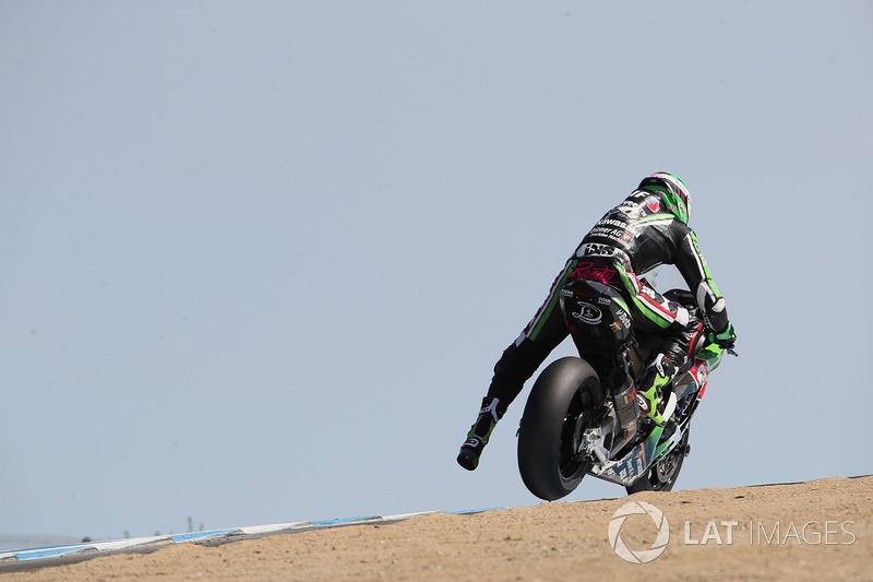 7. Randy Krummenacher, Puccetti Racing